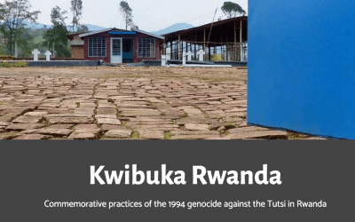 Remembering Rwanda: Elliott School Photo Exhibit Marks 25th Anniversary of Genocide