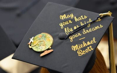 Graduates Share Their Takeaways, Encouragement