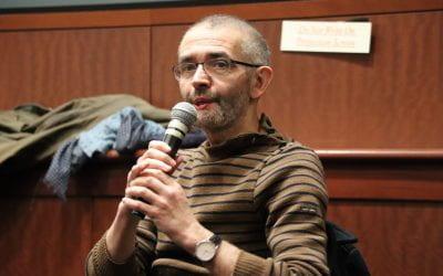 Survivor of Charlie Hebdo Attack Speaks at Elliott