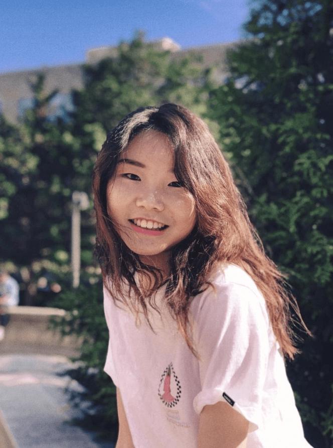 Photo of Yuxuan Xiong