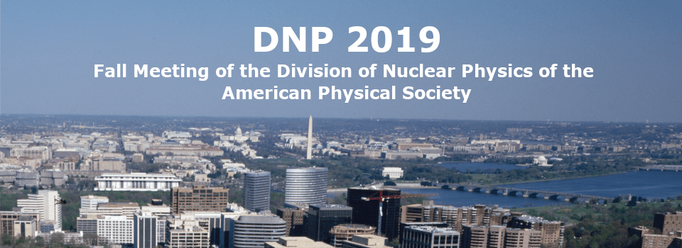 DNP Fall 2019 Meeting