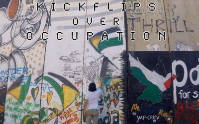 Film Screening: Kickflips Over Occupation with Maen Hammad