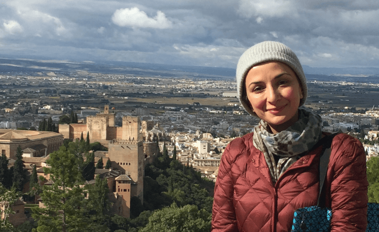 "Faculty Profile: Attiya Ahmad and ""Everyday Conversions"""