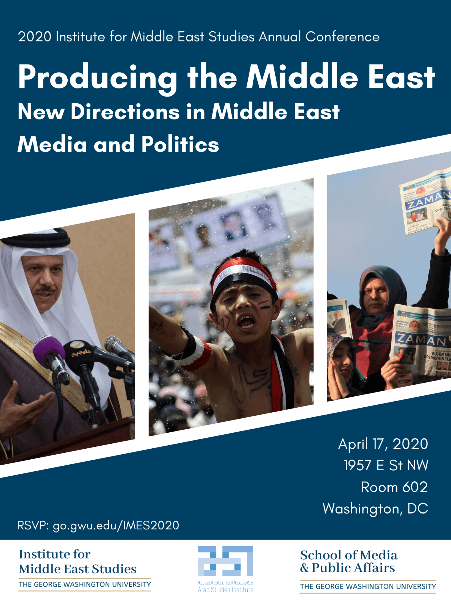Producing the Region New Directions in Middle East Media and Politics