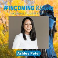 #Incoming Elliott: Ashley Peter