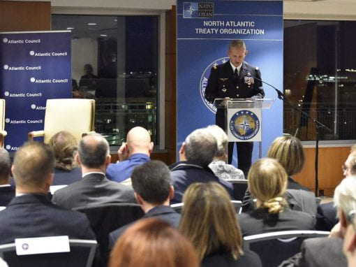 IERES hosts NATO Strategic Foresight Report