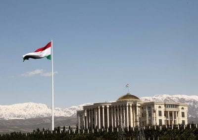Political Stability and Human Security in Tajikistan in Time of COVID-19 (Video)