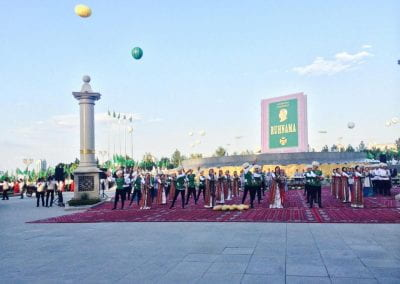 Turkmenistan and the Fight Against COVID-19