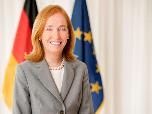 A Conversation with Her Excellency Emily Haber, Ambassador of Germany to the U.S.