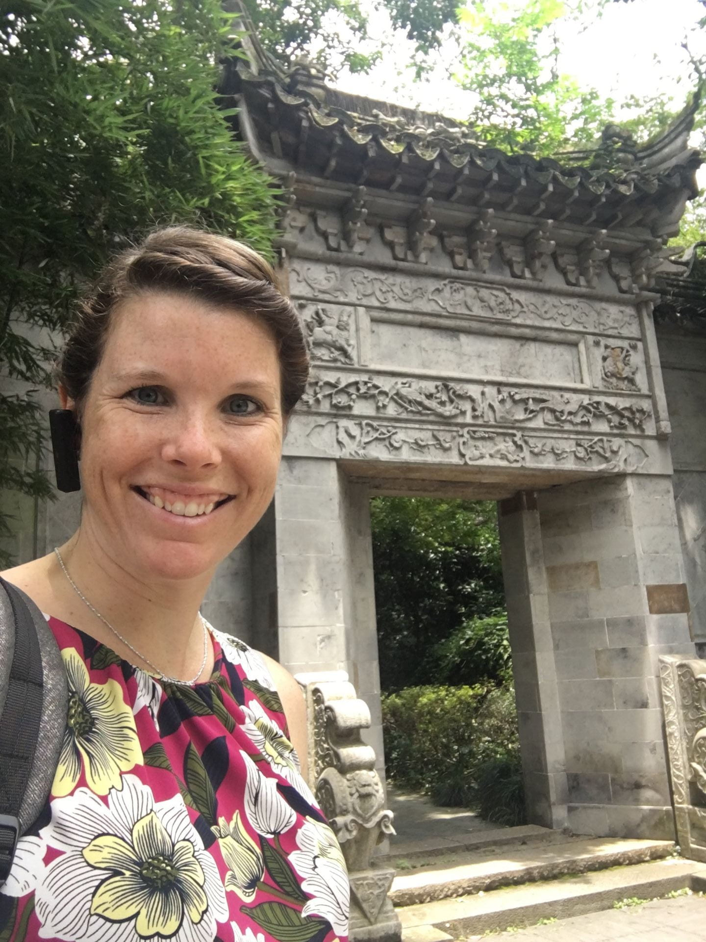 Brandi Cook, GWU MBA in Shanghai