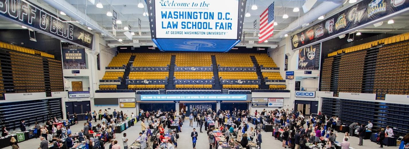 2020 Washington DC Law School Fair
