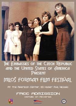 milos forman film festival photo