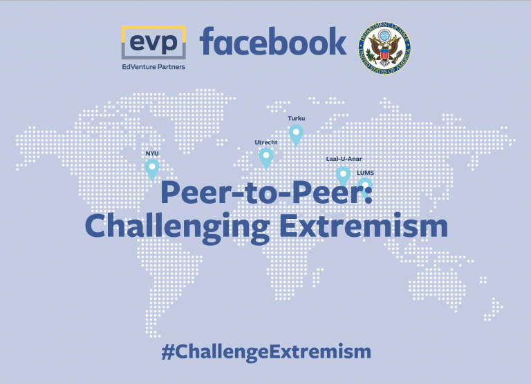 Peer-to-Peer: Challenging Extremism [Event Recap]