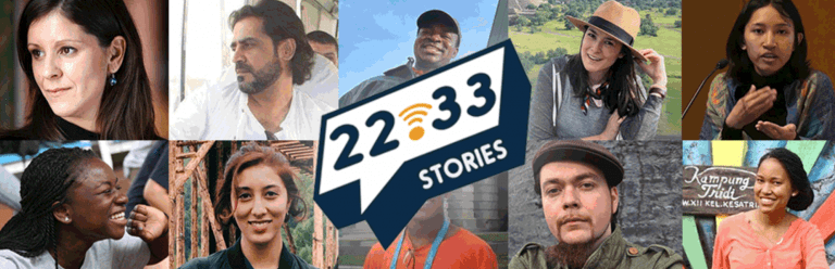 Our latest PDx interview: Chris Wurst on 22:33 stories
