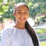 Head pic of graduate student Victoria Makanjuola