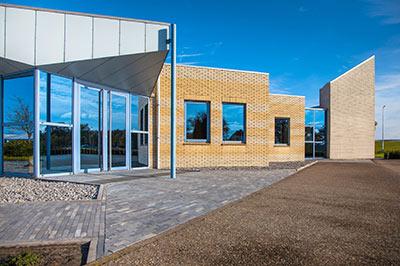 facility entrance 9