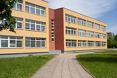 Schools build for the future