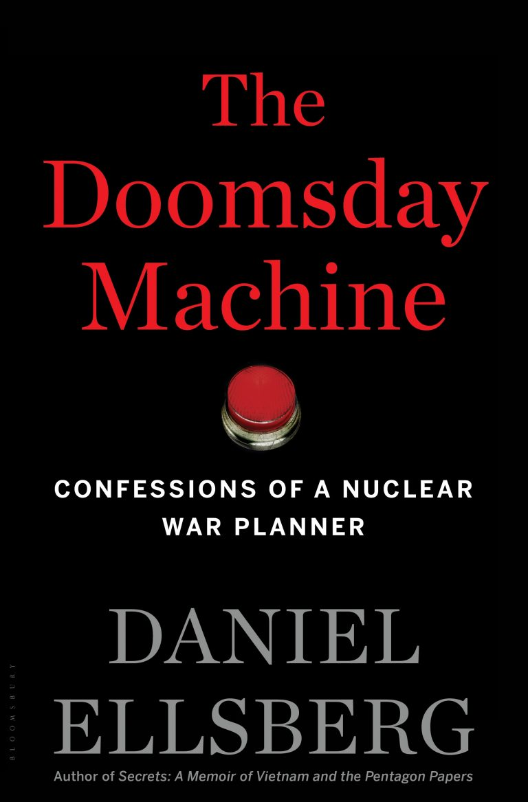 4/9 Book Talk: The Doomsday Machine