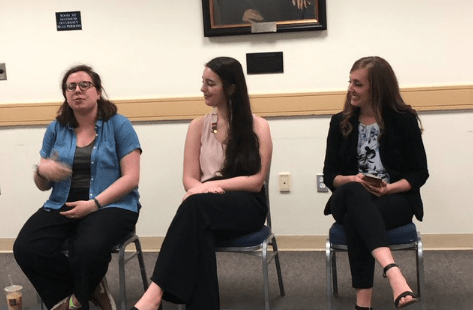 2019 Spring Symposium Brings Community Engaged Students and Faculty together to Share Scholarship