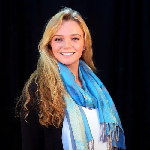 Knapp Fellow Spotlight: Chloe King