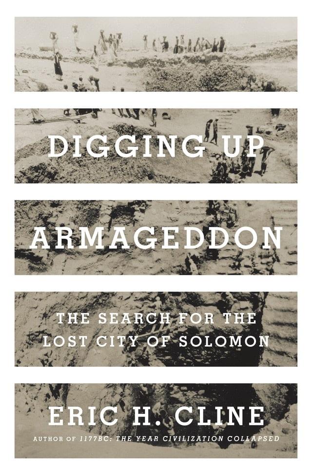 Digging Up Armageddon Book Cover
