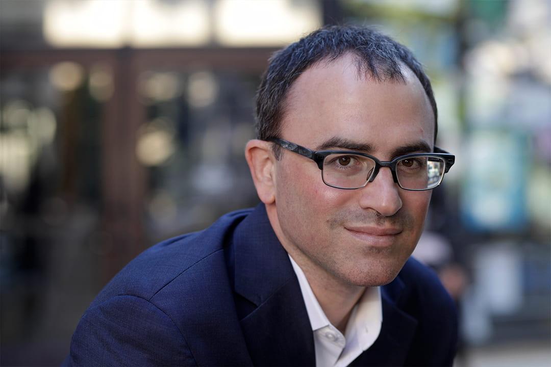 Professor of History Dan Schwartz