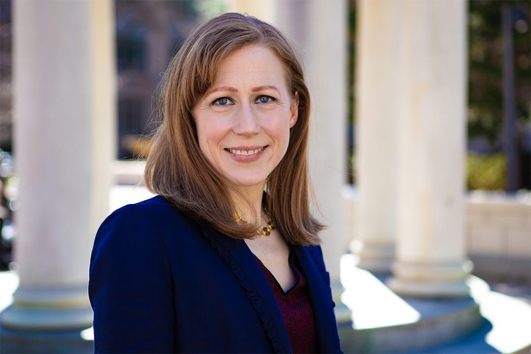 Associate Professor of Political Science Corrine McConnaughy