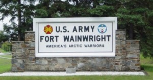 Figure 5: Fort Wainwright in Fairbanks, Alaska, is one of many US military installations in the Arctic region. Photo Credit: MilitaryBases.com