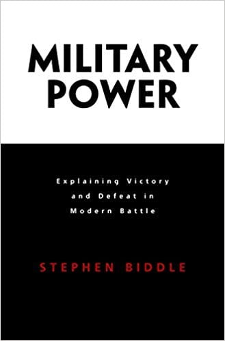 Military Power- Explaining Victory and Defeat in Modern Battle