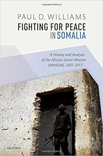 Fighting For Peace in Somalia (2018)