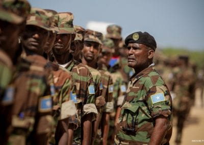 Williams: Building the Somali National Army: Anatomy of a Failure, 2008–2018