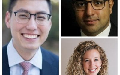Trio of ISCS Fellows Awarded Smith Richardson Fellowships