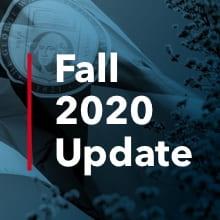 Fall 2020 Update