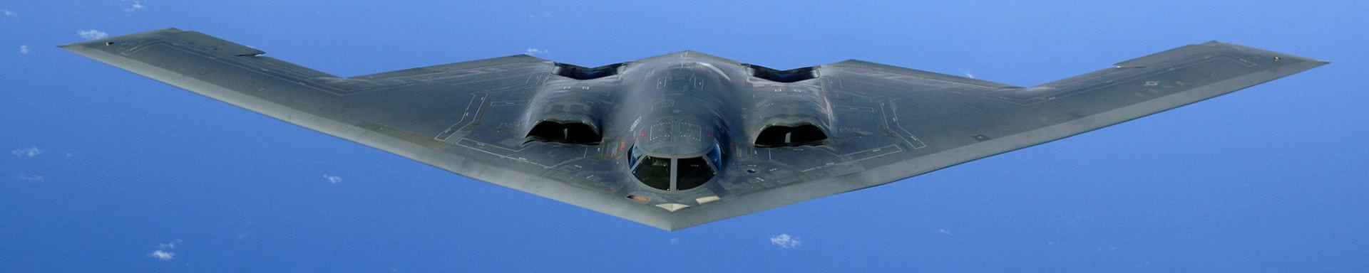 Delta Wings Stealth Bomber Aircraft