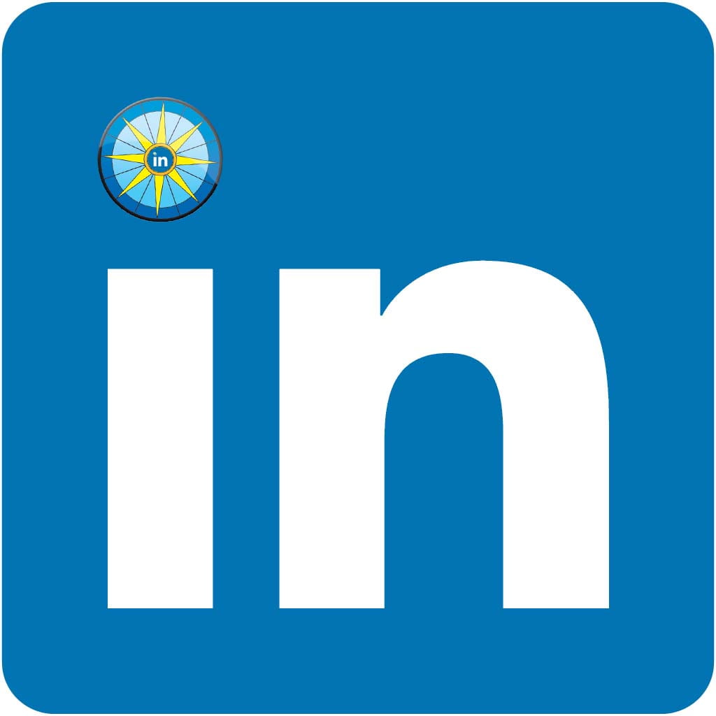 The UHP logo on the LinkedIn logo