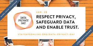 data privacy graphic