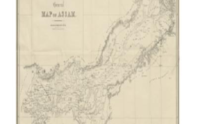 Summer 2018 Research Fellow – Finding an Early Map of Assam