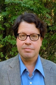 Professor James Hershberg, pictured in professional attire
