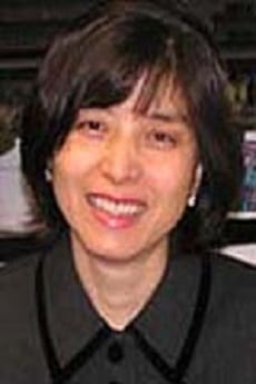 Professor Shoko Hamano, pictured in professional attire