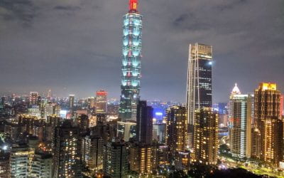 First Month in Taipei