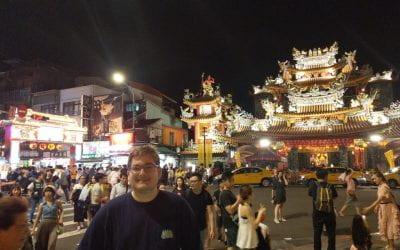 Scenes of Taipei