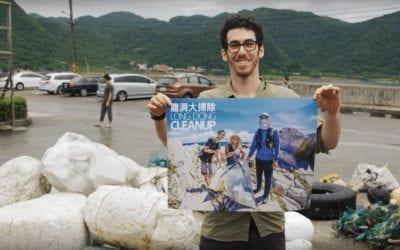 Summer 2019 Language Fellow – Marine Debris Beach Cleanup in Taiwan