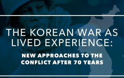 09/10-11/2020: The 70th Anniversary: Korean War Conference