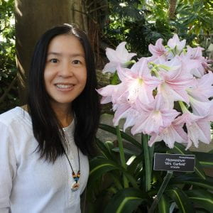 LIana Chen, Director of the Taiwan Education and Research Program