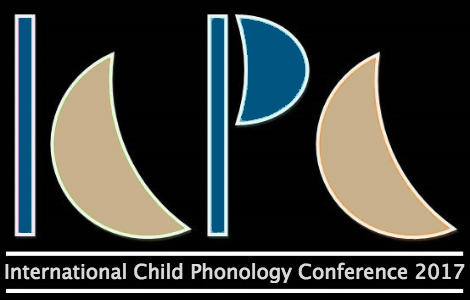 International Child Phonology Conference 2017