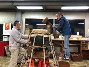Takio drum makers