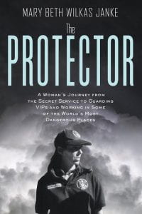 Janke book cover, The Protector