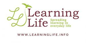 Logo for Learning LIfe