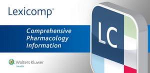 Lexicomp drug database
