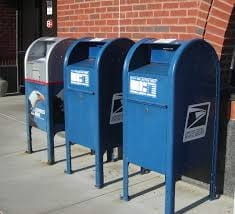 USPS mailboxes image